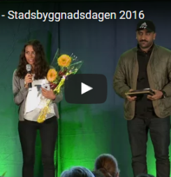 Introduktion Stadsbyggnadsdagen 2016