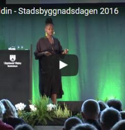Viktoria Walldin – Hemma för vem? – Platsidentitetens utmaningar i en föränderlig värld