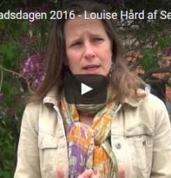 Louise Hård af Segerstad – Hur ska vi förhålla oss till vår hemvist – planeten?